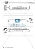 Leistungsdifferenzierte Wochenplanarbeit Rechtschreibung und Textarbeit: Übungen innerhalb einer Fantasiereise (in 3 Niveaustufen) und Lösungen Preview 18