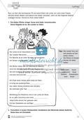 Leistungsdifferenzierte Wochenplanarbeit Rechtschreibung und Textarbeit: Übungen innerhalb einer Fantasiereise (in 3 Niveaustufen) und Lösungen Preview 28