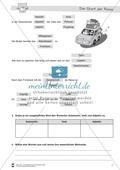 Leistungsdifferenzierte Wochenplanarbeit Rechtschreibung und Textarbeit: Übungen innerhalb einer Fantasiereise (in 3 Niveaustufen) und Lösungen Preview 2