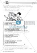 Leistungsdifferenzierte Wochenplanarbeit Rechtschreibung und Textarbeit: Übungen innerhalb einer Fantasiereise (in 3 Niveaustufen) und Lösungen Preview 30