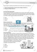 Leistungsdifferenzierte Wochenplanarbeit Rechtschreibung und Textarbeit: Übungen innerhalb einer Fantasiereise (in 3 Niveaustufen) und Lösungen Preview 34