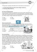 Leistungsdifferenzierte Wochenplanarbeit Rechtschreibung und Textarbeit: Übungen innerhalb einer Fantasiereise (in 3 Niveaustufen) und Lösungen Preview 35