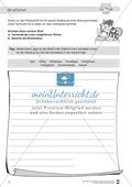Leistungsdifferenzierte Wochenplanarbeit Rechtschreibung und Textarbeit: Übungen innerhalb einer Fantasiereise (in 3 Niveaustufen) und Lösungen Preview 7