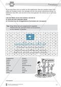 Wochenplanarbeit: Paradisien - Rätsel zum Finden von Wörtern Preview 2
