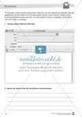 Wochenplanarbeit: Briefistan - Schriftliche Kommunikation (E-Mail) Preview 3