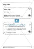 Unterrichtsbeispiele: Erzähl- und Sachtexte am Beispiel einer Tierkartei: Arbeitshinweise und Arbeitsblätter Preview 10