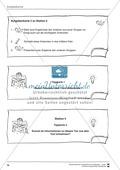 Unterrichtsbeispiele: Erzähl- und Sachtexte am Beispiel einer Tierkartei: Arbeitshinweise und Arbeitsblätter Preview 13