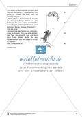 Unterrichtsbeispiele: Erzähl- und Sachtexte am Beispiel einer Tierkartei: Arbeitshinweise und Arbeitsblätter Preview 16
