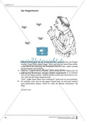 Unterrichtsbeispiele: Erzähl- und Sachtexte am Beispiel einer Tierkartei: Arbeitshinweise und Arbeitsblätter Preview 19