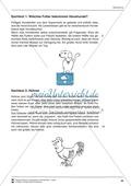 Unterrichtsbeispiele: Erzähl- und Sachtexte am Beispiel einer Tierkartei: Arbeitshinweise und Arbeitsblätter Preview 20