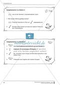 Unterrichtsbeispiele: Erzähl- und Sachtexte am Beispiel einer Tierkartei: Arbeitshinweise und Arbeitsblätter Preview 9