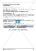 Unterrichtsbeispiele: Geschichten - Ritterzeit: Arbeitshinweise, Lesetexte, Gruppenkarten, Arbeitsblätter und Lösungen Preview 12