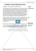 Unterrichtsbeispiele: Geschichten - Ritterzeit: Arbeitshinweise, Lesetexte, Gruppenkarten, Arbeitsblätter und Lösungen Preview 1