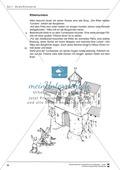 Unterrichtsbeispiele: Geschichten - Ritterzeit: Arbeitshinweise, Lesetexte, Gruppenkarten, Arbeitsblätter und Lösungen Preview 2