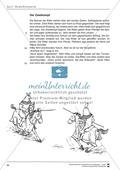 Unterrichtsbeispiele: Geschichten - Ritterzeit: Arbeitshinweise, Lesetexte, Gruppenkarten, Arbeitsblätter und Lösungen Preview 4