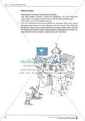 Unterrichtsbeispiele: Geschichten - Ritterzeit: Arbeitshinweise, Lesetexte, Gruppenkarten, Arbeitsblätter und Lösungen Preview 6