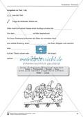 Unterrichtsbeispiele: Geschichten - Ritterzeit: Arbeitshinweise, Lesetexte, Gruppenkarten, Arbeitsblätter und Lösungen Preview 7