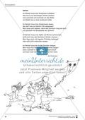 Unterrichtsbeispiele: Herbstgedichte: Arbeitshinweise und Arbeitskarten Preview 3
