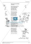 Unterrichtsbeispiele: Herbstgedichte: Arbeitshinweise und Arbeitskarten Preview 4