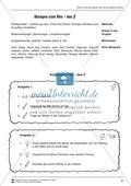 Unterrichtsbeispiele: Übungen zum Abc - das Z: Arbeitshinweise und Arbeitskarten Preview 1