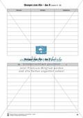 Unterrichtsbeispiele: Übungen zum Abc - das Z: Arbeitshinweise und Arbeitskarten Preview 3