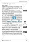 Bausteine für die Reparatur: Lateralitätsstörungen erkennen Preview 1