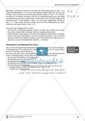 Bausteine für das Fundament: Sicherheit bei der Schreibschrift, Merkblatt für Eltern Preview 5