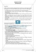Bausteine für das Fundament: Sicherheit bei der Schreibschrift, Merkblatt für Eltern Preview 6