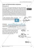Bausteine für die Reparatur: Lesen und Rechtschreiben analysieren Preview 1