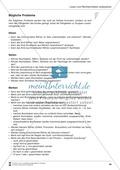 Bausteine für die Reparatur: Lesen und Rechtschreiben analysieren Preview 3