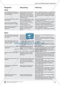 Bausteine für die Reparatur: Lesen und Rechtschreiben analysieren Preview 5