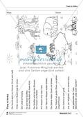 Leseförderung Wilde Tiere: Arbeitshinweise, Unterrichtsmodell, Bilder, Arbeitsblätter, Lesespiel und Kontrollblatt Preview 14