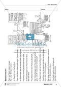 Leseförderung Einkaufen: Arbeitshinweise, Unterrichtsmodell, Bilder, Arbeitsblätter, Lesespiel und Kontrollblatt Preview 14