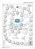 Leseförderung Einkaufen: Arbeitshinweise, Unterrichtsmodell, Bilder, Arbeitsblätter, Lesespiel und Kontrollblatt Preview 15