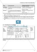Leseförderung Einkaufen: Arbeitshinweise, Unterrichtsmodell, Bilder, Arbeitsblätter, Lesespiel und Kontrollblatt Preview 5