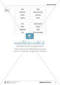 Leseförderung Einkaufen: Arbeitshinweise, Unterrichtsmodell, Bilder, Arbeitsblätter, Lesespiel und Kontrollblatt Preview 9