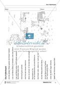 Leseförderung Fußballspielen: Arbeitshinweise, Unterrichtsmodell, Bilder, Arbeitsblätter, Lesespiel und Kontrollblatt Preview 14