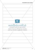 Leseförderung Fußballspielen: Arbeitshinweise, Unterrichtsmodell, Bilder, Arbeitsblätter, Lesespiel und Kontrollblatt Preview 16