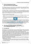 Leseförderung Fußballspielen: Arbeitshinweise, Unterrichtsmodell, Bilder, Arbeitsblätter, Lesespiel und Kontrollblatt Preview 1