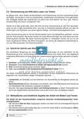 Leseförderung Fußballspielen: Arbeitshinweise, Unterrichtsmodell, Bilder, Arbeitsblätter, Lesespiel und Kontrollblatt Preview 2