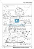 Leseförderung Sommer: Arbeitshinweise, Unterrichtsmodell, Bilder, Arbeitsblätter, Lesespiel und Kontrollblatt Preview 10