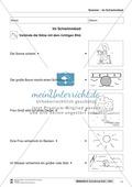 Leseförderung Sommer: Arbeitshinweise, Unterrichtsmodell, Bilder, Arbeitsblätter, Lesespiel und Kontrollblatt Preview 11