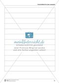 Leseförderung Sommer: Arbeitshinweise, Unterrichtsmodell, Bilder, Arbeitsblätter, Lesespiel und Kontrollblatt Preview 16