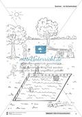 Leseförderung Sommer: Arbeitshinweise, Unterrichtsmodell, Bilder, Arbeitsblätter, Lesespiel und Kontrollblatt Preview 8
