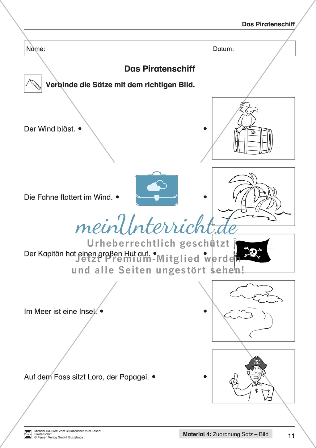 Awesome Satz Synthese Arbeitsblatt Illustration - Kindergarten ...