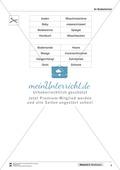 Leseförderung Badezimmer: Unterrichtsmodell, Bilder, Arbeitsblätter, Lesespiel und Kontrollblatt Preview 6