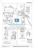 Leseförderung Badezimmer: Unterrichtsmodell, Bilder, Arbeitsblätter, Lesespiel und Kontrollblatt Preview 7