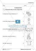 Leseförderung Badezimmer: Unterrichtsmodell, Bilder, Arbeitsblätter, Lesespiel und Kontrollblatt Preview 8