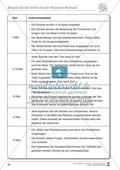 Kooperatives Lernen: Merkblatt, Placemat als Arbeitsmethode, Arbeitsmaterialien und Unterrichtsbeispiel Preview 10