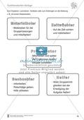 Kooperatives Lernen: Merkblatt, Placemat als Arbeitsmethode, Arbeitsmaterialien und Unterrichtsbeispiel Preview 9